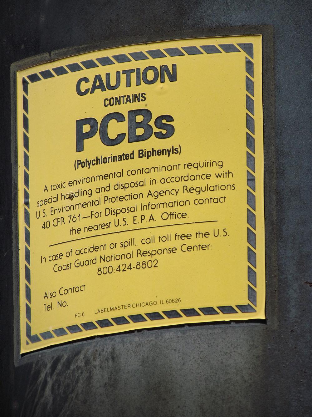 PCB Warning